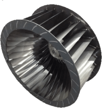 Industrial fans spares